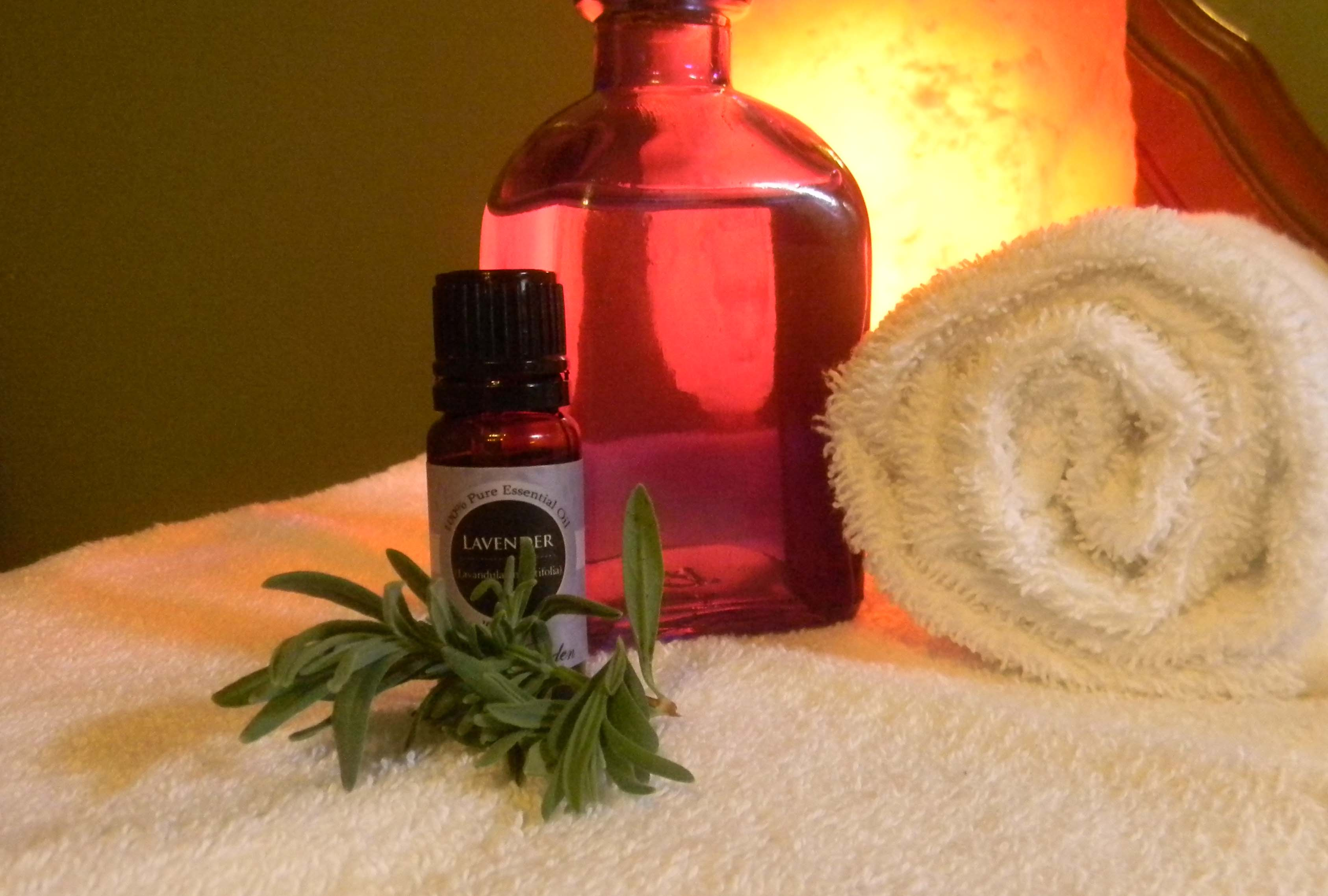 Benefits of pure lavender oil!