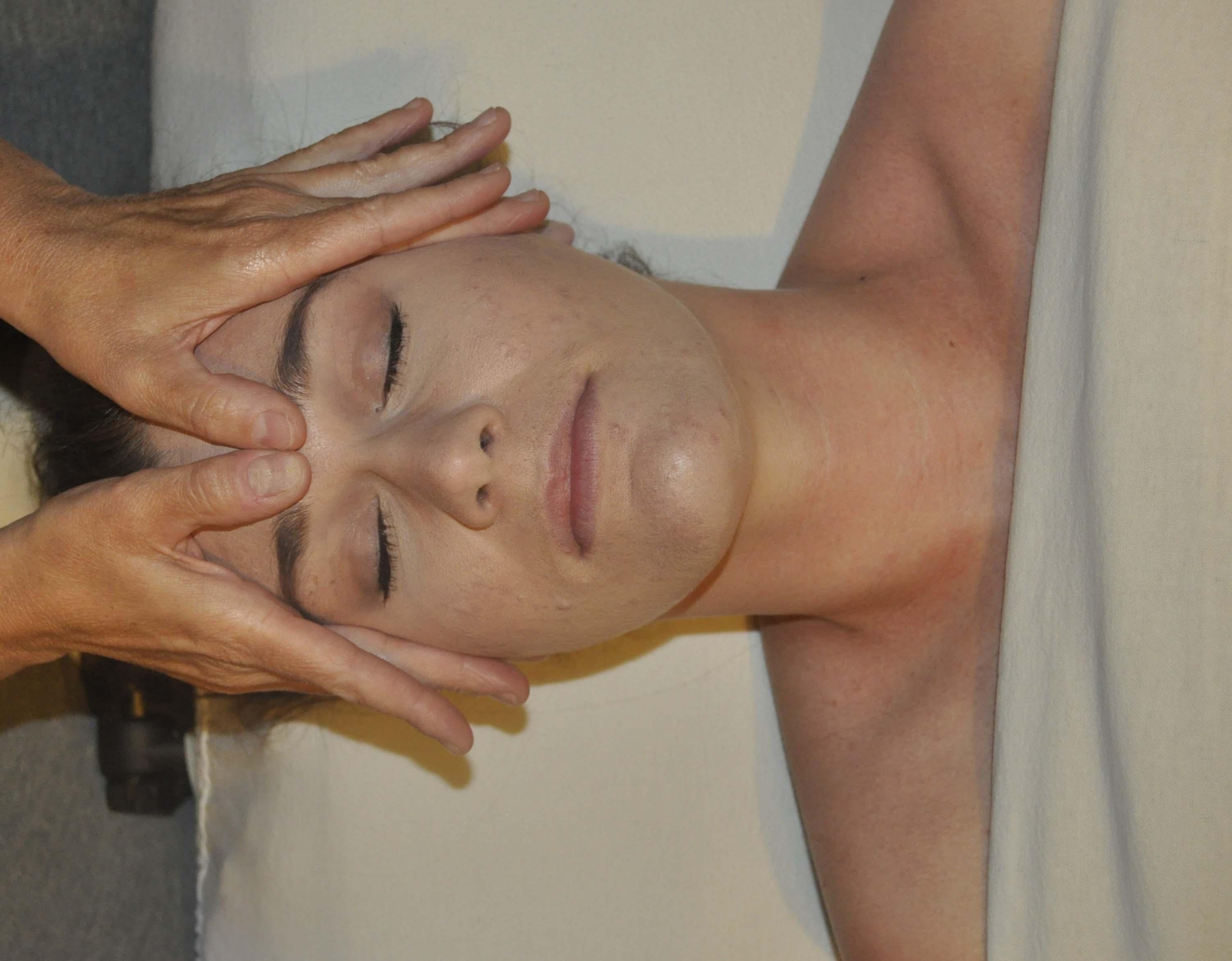 Massage for hypertension