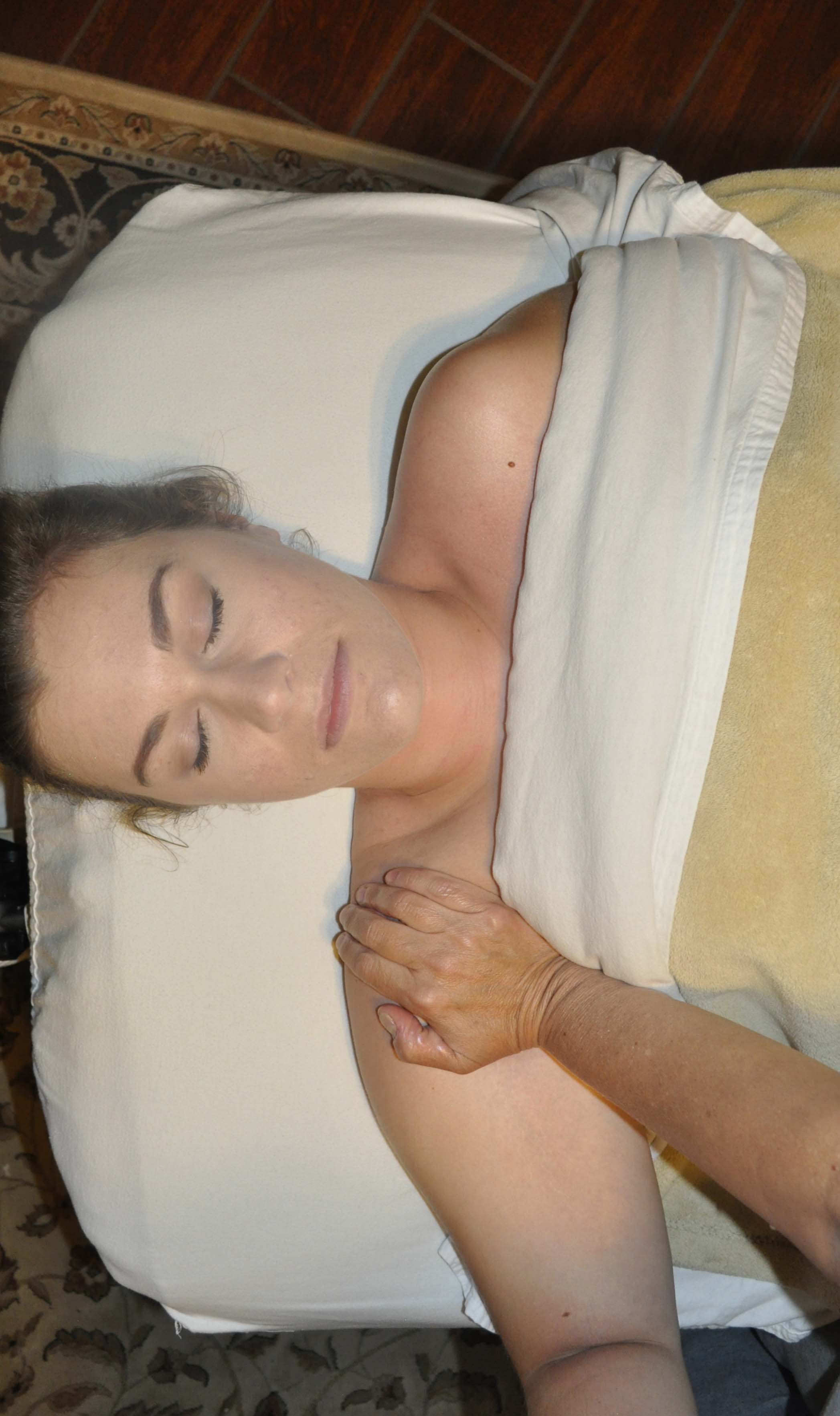 Benefits of massage for infertility!
