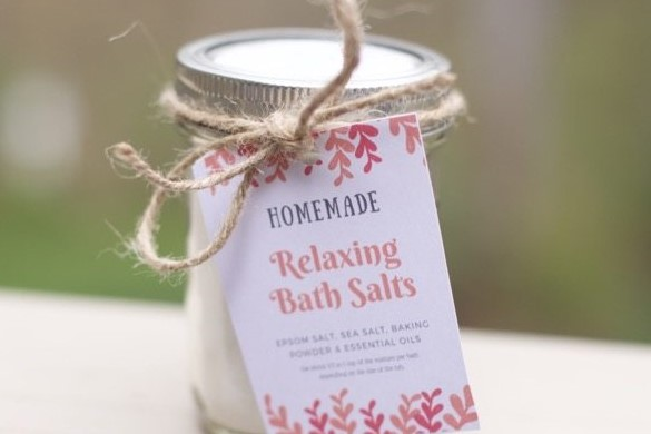 Bath Salt Benefits