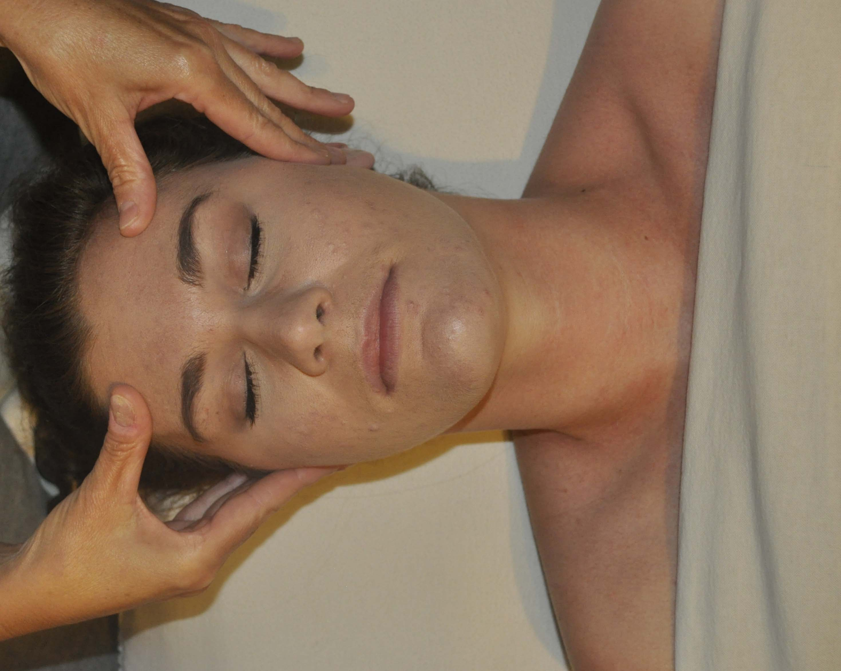 Head aches - How and Why Massage Therapy helps them disappear!