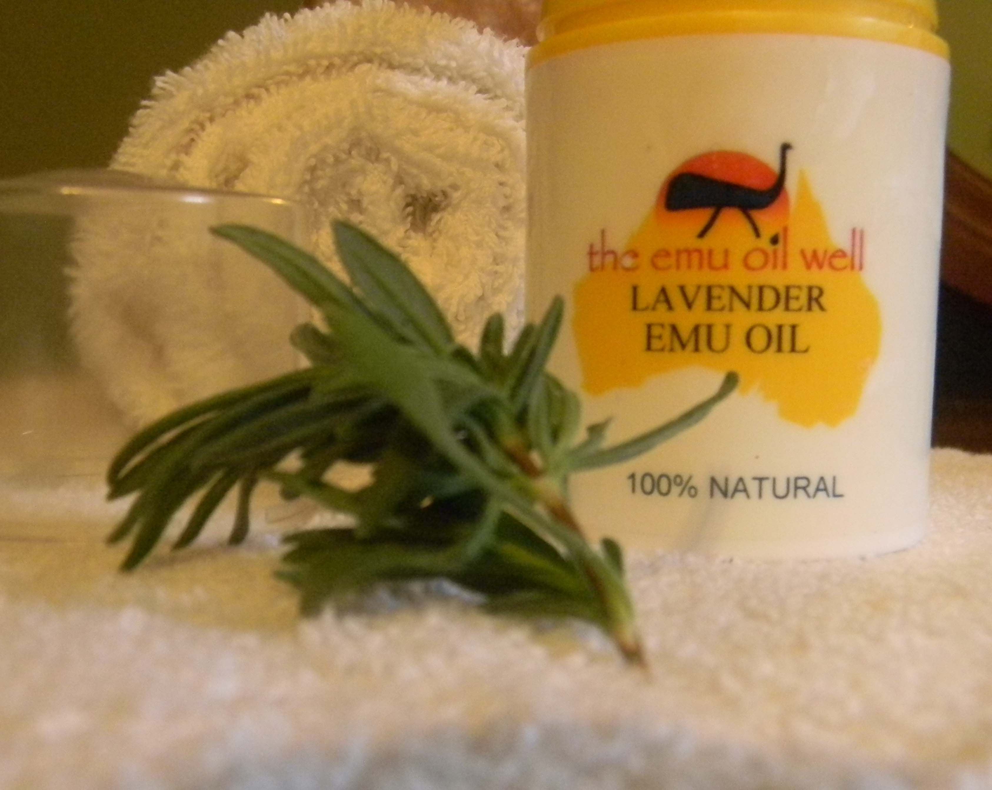 Benefits of Emu Oil for your skin!