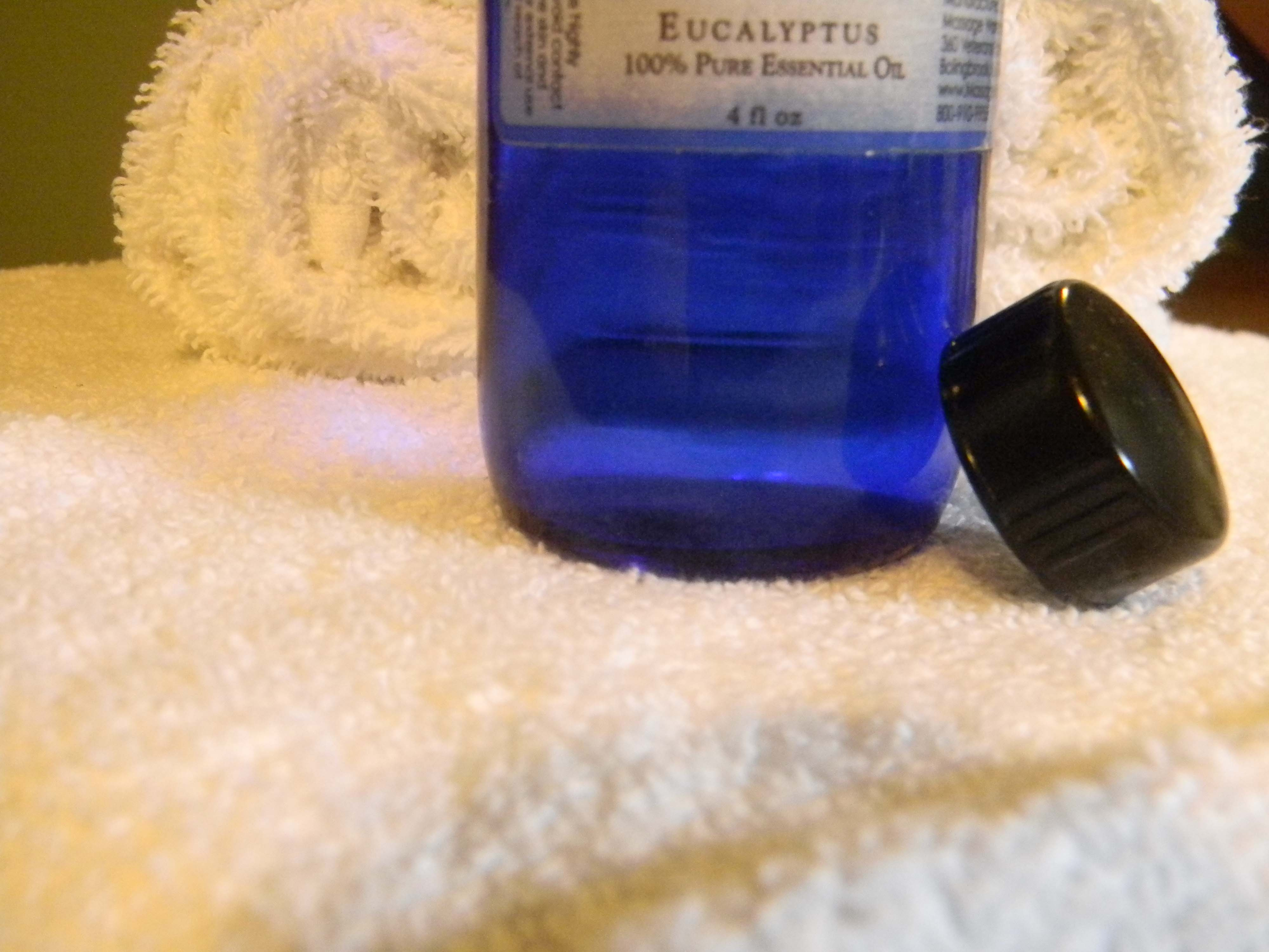 Benefits of Eucalyptus Oil!
