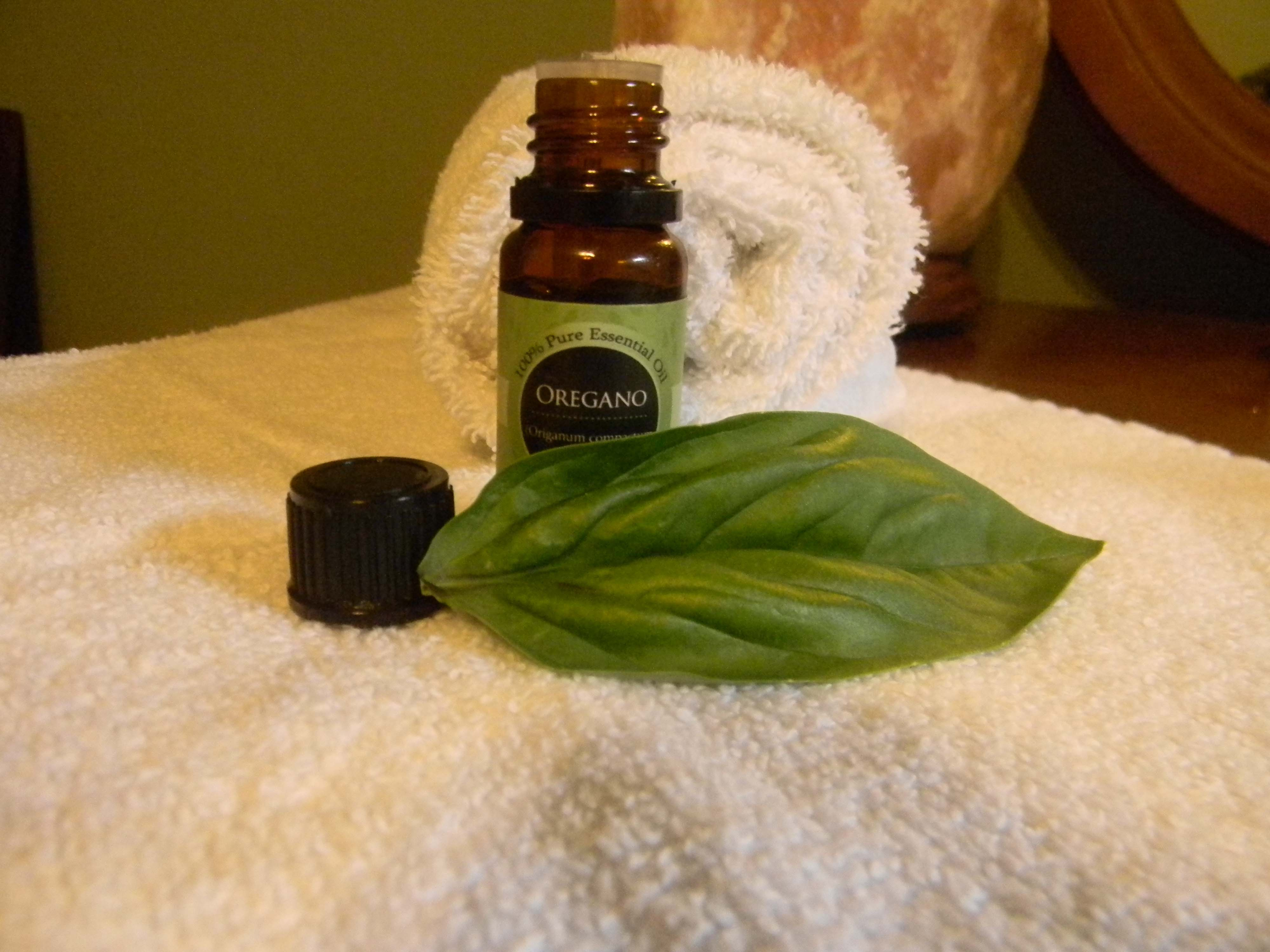 Oregano Oil Benefits!