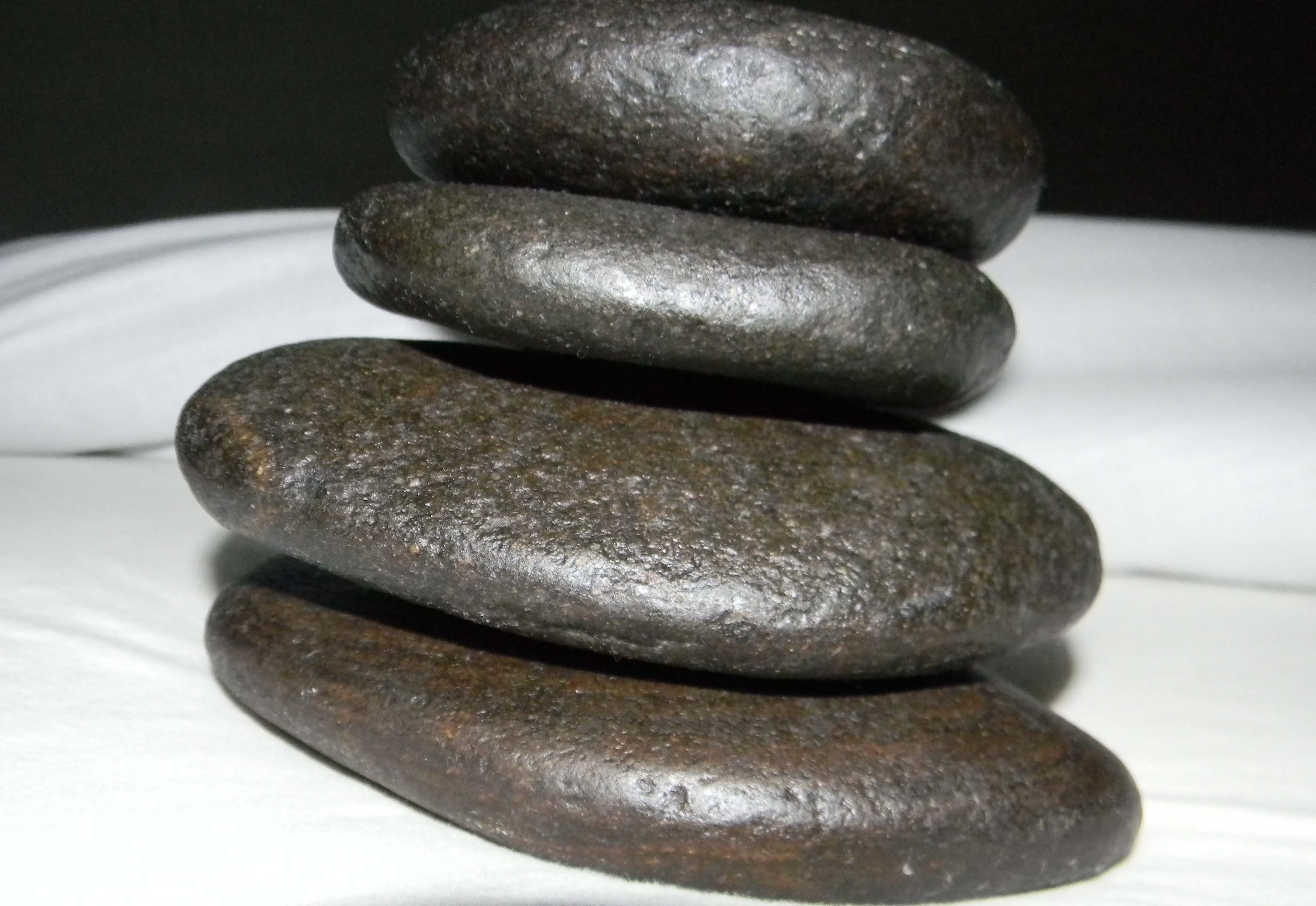 Tips on Using Massage Stones for relaxation and natural stress relief!