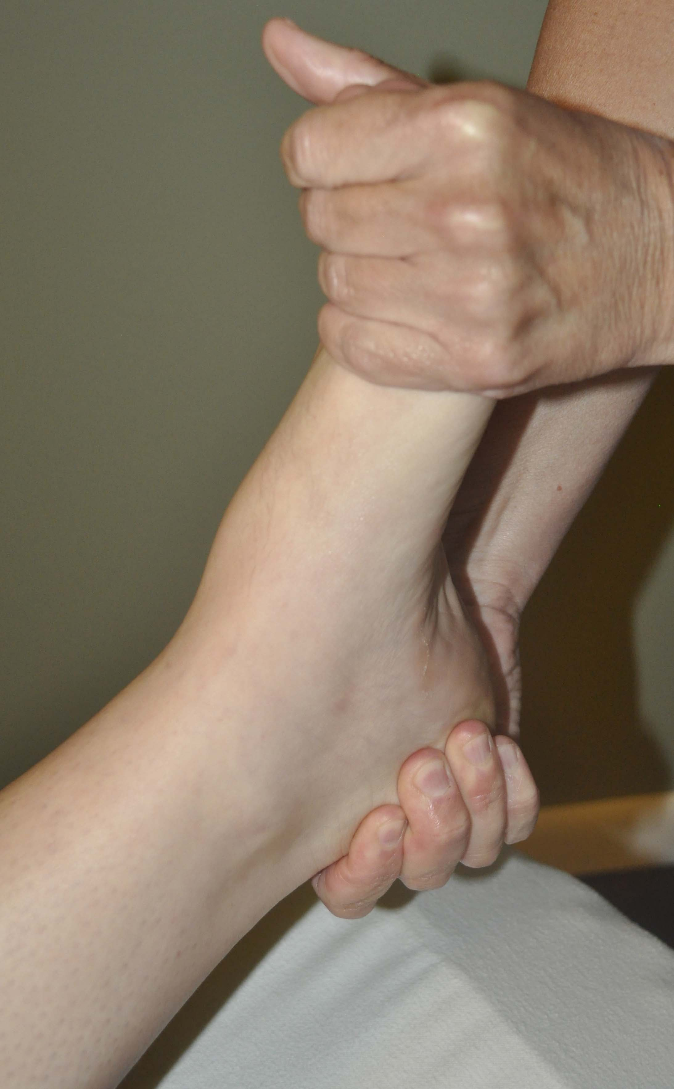 Easing pain of Plantar Fasciitis