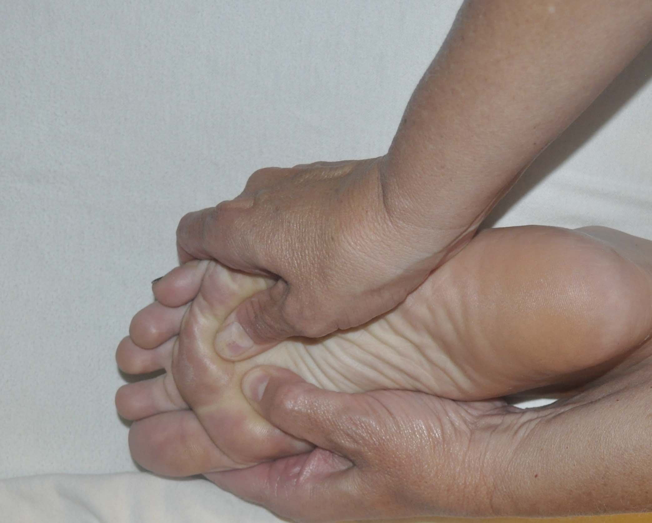 Benefits of Foot Massage!