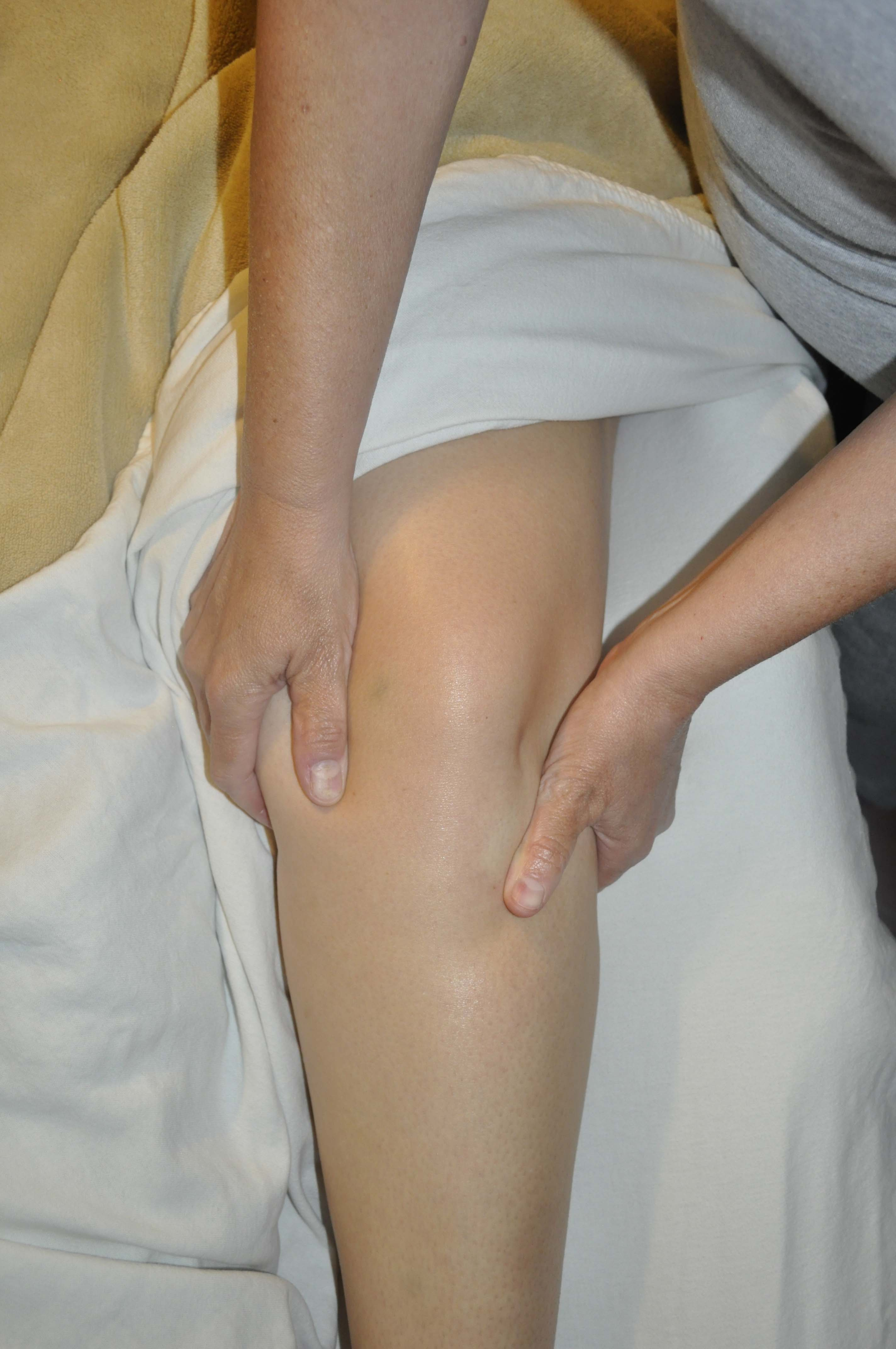Leg massage for athletes, cramping, edema and pain...how and why it helps!